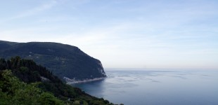 Sirolo e il Monte Conero